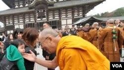 Nober, uno de los sobrinos del Dalai Lama fue atropellado y murió la Florida.