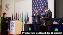 Nyusi destaca a luta contra o terrorismo e Covid-19 no final do seu mandato como líder da SADC