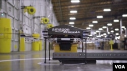 Amazon Drone Deliveries