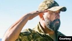 Заступник секретаря Ради національної безпеки та оборони Сергій Кривонос. Фото надане Сергієм Кривоносом