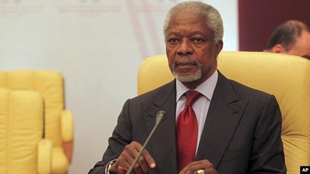 Kofi Annan, considera ser tempo de travar os efeitos perversos da droga nos países da África Ocidental