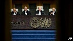 Haški tribunal, 3. februar 2015.