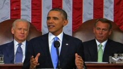 """Обама выступил с обращением """"О положении в стране"""""""