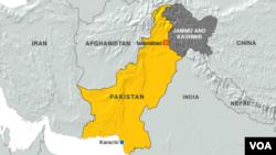 파키스탄 남부에 위치한 항구 도시 카라치.