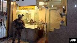 Bağdat'ta Kuyumcu Dükkanlarına Saldırı