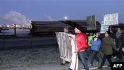 «Захватчики Уолл-стрит» осаждают американские и канадские порты