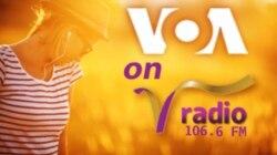 Ela Lu Los Angeles - VOA on V Radio