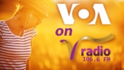 Lea Michele - VOA on V Radio