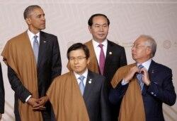 ကုိယ္က်ဳိးစီးပြား ကာကြယ္မႈ ဆန္႔က်င္ဖုိ႔ APEC ေခါင္းေဆာင္ေတြ တုိက္တြန္း