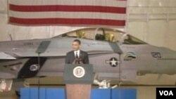 Predsjednik SAD u zračnoj bazi Andrews