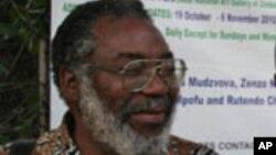 Zimbabwean playwright Stephen Chifunyise