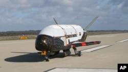 امریکی ایئر فورس کا تجرباتی خلائی جہاز ایکس 37 بی
