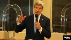 Menlu AS John Kerry secara resmi mencabut Kuba dari daftar negara sponsor teroris, Jumat 29/5 (foto: dok).