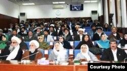 مشرانو جرگۀ شورای ملی افغانستان