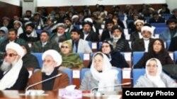 د افغانستان د مشرانو جرګې ټول ۱۰۲ غړي لري.