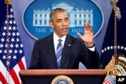 Anayasa Mahkemesi kararının ardından açıklama yapan Başkan Obama