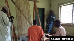 Nakasassu suna koyon sana'a a jihar Adamawa