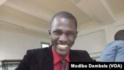 Moussa Diarra, Mali Sanfe Kalan Ni aye Kolosili Pankunu Mokow Tan Gilan, beke Farafina Foli Kan Sini Araba