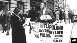 Лондон, 1939 год
