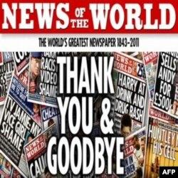 Britaniyadagi media mashmasha Amerikada katta savollar uyg'otmoqda