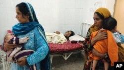 پاکستان میں چھاتی کے سرطان سے اموات کی شرح تشویش ناک