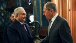 """Cessez-le-feu en Libye : du """"progrès"""" à Moscou mais pas encore d'accord"""