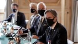 布林肯訪法會晤馬克龍重振跨大西洋聯盟