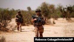 Cinq soldats maliens ont été tués