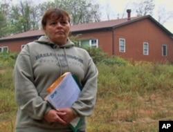 倡导加强管制火电厂废料的里德女士