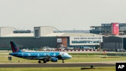 L'aéroport international de Bruxelles