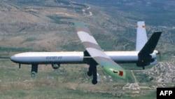 Máy bay không người lái bay ngang bầu trời của khu vực bộ tộc Bắc Waziristan
