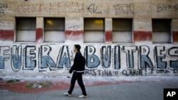 """Argentina ha tratado de llevar el caso de los """"Fondos Buitre"""" a la Corte Internacional de Justicia de La Haya."""