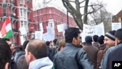 په لندن کې د افغانانو نوروز