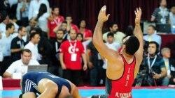 نایب قهرمانی کشتی آزاد ایران با تنها دو امتیاز اختلاف