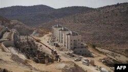Строительство домов на Западном берегу