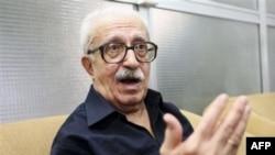 Ông Tariq Aziz, năm nay 74 tuổi và là một trong những nhân vật nổi tiếng nhất của chế độ Saddam Hussein