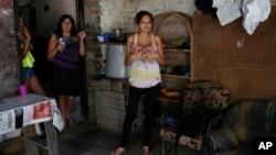 一名哥倫比亞17歲婦女懷孕20週在當地醫院證實染上寨卡病毒。