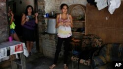 Kerly Ariza, warga di Ibague, Kolombia yang sedang hamil didiagnosa terjangkut viruz Zika (foto: dok), Seorang perempuan Spanyol yang tengah hamil terjangkit Zika setelah melawat ke Kolombia.