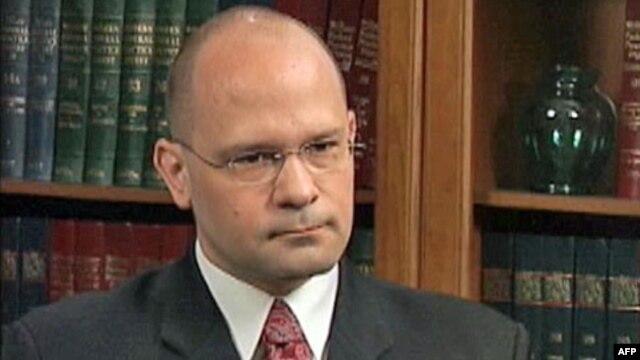 Džeozef Griboski, predsednik Instituta za verska pitanja i javnu politiku u Vašingtonu
