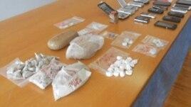 Goditet rrjeti i drogës në Tiranë