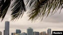 Stambene zgrade u centru Majamija