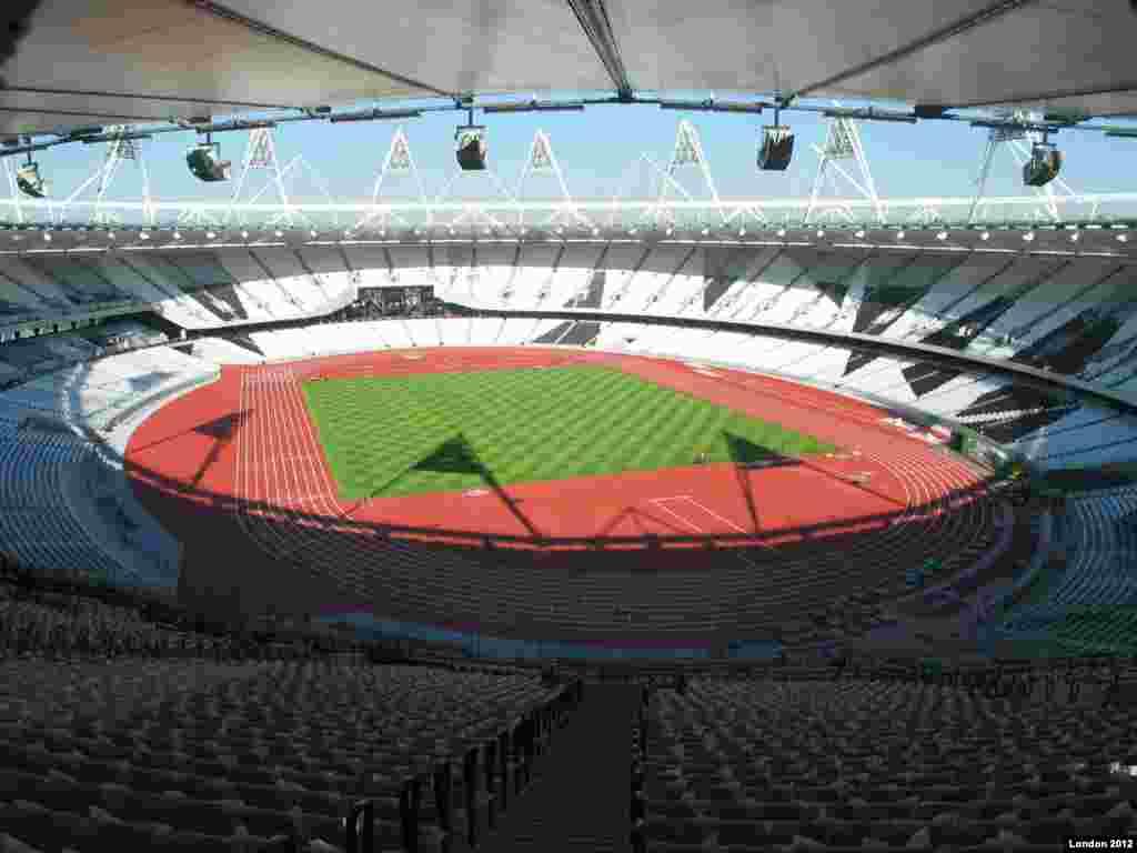 Olympic Stadium (Photo: London 2012)
