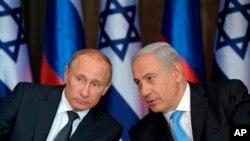 پوتین و نتانیاهو به دونالد ترامپ تبریک گفتند