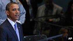 اقوامِ متحدہ - صدراوباما کی تقریر