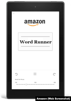 Amazon Word Runner