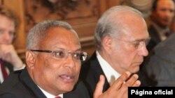 José Maria Neves, primeiro-ministro de Cabo Verde, na OCDE
