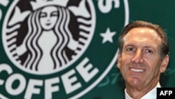 CEO Starbucks Howard Schultz (Foto: dok).
