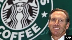 CEO Starbucks Howard Schultz (Foto: dok).