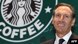 Howard Schultz, CEO de Starbucks, anuncia medida en favor de los refugiados, tras orden ejecutiva del presidente Donald Trump.