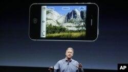 Bitenê li Sê Rojan, Çar Milyon iPhone Hatin Firotin